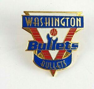 Vintage NBA Basketball Washington Bullets1996 Limited Edition Pin RARE HTF