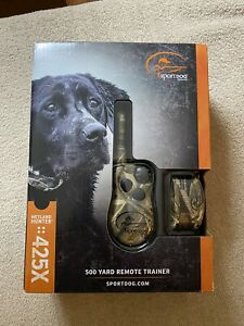 SportDOG Wetland Hunter SD-425X Camo Dog Remote Training Collar 425 Camouflage