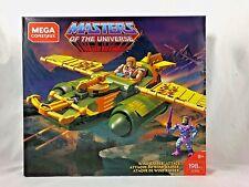 Mega Construx - Masters of the Universe - Wind Raider Attack - 198pcs - NEW