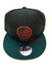 New York Yankees Cap Hat New Era 9Fifty Snapback Alternate Red Logo