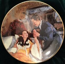 W.S. George China Gone with the Wind Collector's Plate • The Honeymoon