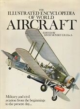 AIRCRAFT - ILLUSTRATED ENCYC. OF THE WORLD David Mondey 320 Pages **GOOD COPY**