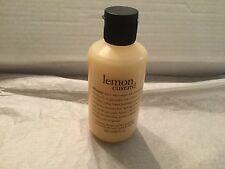Philosophy Lemon Custard 6oz Shampoo Shower Gel Bubble Bath