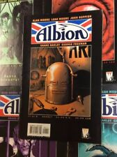 Albion #1 - 6 Comic Books Full Series Alan Moore Wildstorm Dave Gibbons Covers
