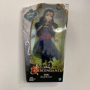 "Disney Descendants Genie Chic Evie Isle Of The Lost Doll 11"" Hasbro"