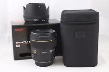 Sigma EX 85 mm F/1.4 DG HSM Objektiv für Nikon F - Top Zustand #839