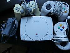Sony PlayStation 1 - Slim (PSone) PAL Spielekonsole - Weiß
