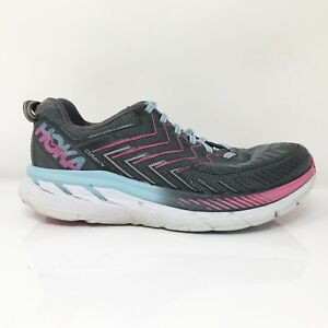Hoka One One Womens Clifton 4 1016724 CRAS Castle Rock Running Shoes Size 7