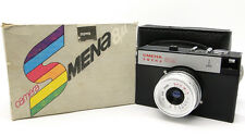 !!NEW!! 1986! Smena-8m Russian Soviet USSR LOMOGRAPHY LOMO Compact 35mm Camera