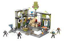 Mega Bloks Teenage Mutant Ninja Turtles Sewer Hideout Construction Play Set Toy