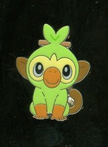 Pokemon GROOKEY COLLECTOR'S PIN (Release date: November 2019) - NEW