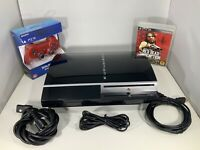 Sony PlayStation 3 PS3 25 GAME BIG BUNDLE 80GB Game Console  CECHL01