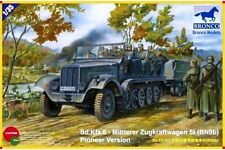 BRONCO CB35041 1/35 Sd.Kfz.6 Mittlerer Zugkraftwagen 5t (BN9b) Pioneer Version