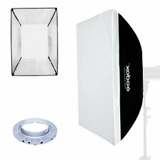 Godox 80x120cm Softbox Elinchrom / Calumet Genesis Mount fr Studio Flash Strobe