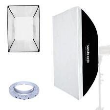 Godox 80x120cm Softbox Elinchrom / Calumet Genesis Mount fr Studio Flash Strobe