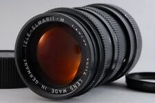 [Exce+++++]Leica TELE ELMARIT M 90mm f/2.8 Germany LEITZ MF From Japan #69