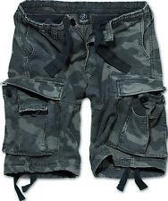 Brandit Army Vintage Shorts Darkcamo M