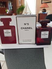 Chanel  5 eau de parfum  100ml édition limitée