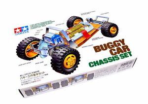 Tamiya Dynamic Model Educational Buggy Car Chassis Set 70112