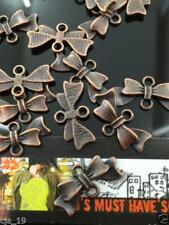 Red Bronze Jewellery Making Charms & Pendants
