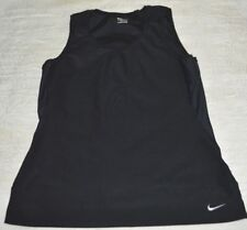 Nike Tank Top Athletic Sports Sleeveless Shirt Workout Running Women Size S  4-5