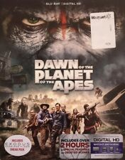 Dawn of the Planet of the Apes : a movie in Blu-ray Disc, 2014 .