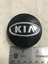 2009-13 Kia Soul Rondo Forte Wheel Center Cap Hub Gloss Black OE 52960 2K0C0
