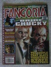FANGORIA MAGAZINE #178 NOV 98 BRIDE OF CHUCKY APT PUPIL VAMPIRES STRANGELAND