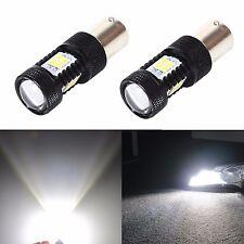 JDM ASTAR Subaru Tribeca Rear Turn Signal Lights 1156 Super Bright SMD LED Bulbs