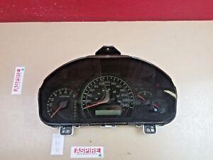 2003-2007 Honda Accord Speedometer AT Cluster KPH OEM