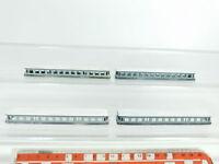 BD481-0,5# 4x Piko/DDR Spur N Gehäuse für 5/0649 Leichttriebwagen/Beiwagen
