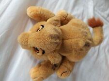 lion king simba soft toy