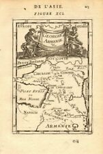 CAUCASUS. 'Georgie Armenie' Georgia Armenia Tblisi Russia. MALLET 1683 old map