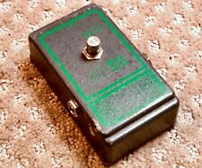DOD A and B box to select between your Distortion Delay Chorus Phasor