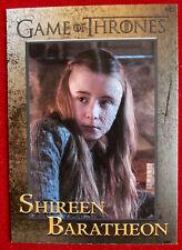 GAME OF THRONES - Season 4 - Card #99 - SHIREEN BARATHEON - Rittenhouse 2015