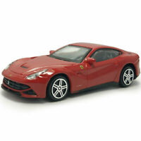 1:43 Ferrari F12Berlinetta 2012 Model Car Metal Diecast Gift Toy Vehicle Kids