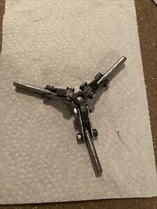 Vintage Used OTC 3 Jaw Mini Miniature Gear Puller USA Made No screw