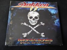Dokken - Broken Bones (Limited Edition CD+DVD 2012) DON LYNCH MOB RATT WINGER
