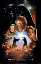 """Star Wars movie poster - Revenge Of The Sith poster 11"""" x 17""""  Star Wars poster"""