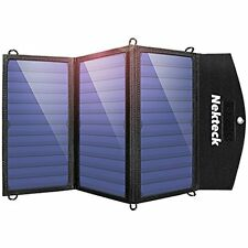 21W Solar Chargers With 2-Port USB Build High Efficiency Panel Cell For IPhone