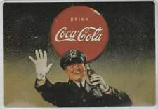 Metalen Kaart/Tin-Card/Blechkarte - Coca Cola (017)