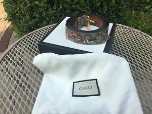 Authentic Men's Gucci Belt size 110-44