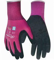 GEBOL MASTER FLEX LADY Handschuhe 8 / M Schutzhandschuhe ROSA Arbeitshandschuhe