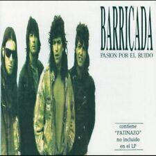 BARRICADA - PASION POR EL RUIDO [CD]