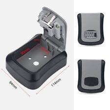 4Digit Combination Keys Safety Security Storage Box Lock Wall Mount Organizer