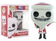 Funko Pop Disney The Nightmare Before Christmas: Santa Jack Skellington #3289