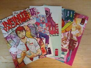 Comics VO : Infinite Vacation 1 à 5 Image comics
