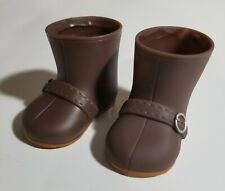Doll Authentic OG Our Generation Brown Boots