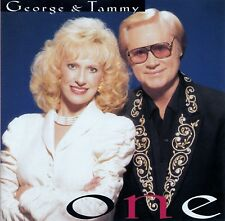 GEORGE JONES AND TAMMY WYNETTE : ONE / CD