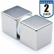1ampquot Cube Neodymium Magnets One Inch Rare Earth Grade N52 Pack Of Ampamp